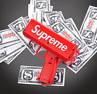 Пистолет для метания денег SUPREME Money Gun