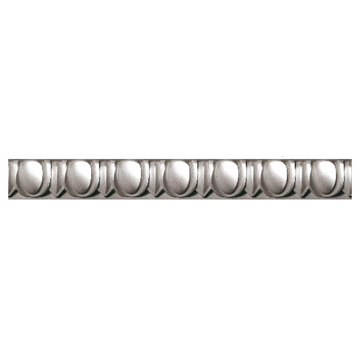 Карниз з гіпсу, гіпсовий карниз к-159 һ55х60 мм