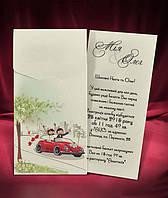 Пригласительные на свадьбу , оригинальные свадебные приглашения, печать текста, заказать