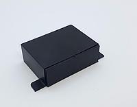 Корпус KM25 PS для електроніки 70х50х25 ABS, чорний