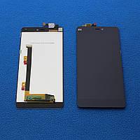 Дисплей с сенсором XIAOMI MI4I модуль для телефона, черный.