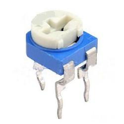 Резистор подстроечный R-063 102(1kR) (горизонтальный)
