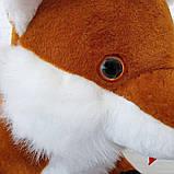 Мягкая игрушка Лиса 58 см, фото 4