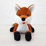 Мягкая игрушка Лиса 58 см, фото 2