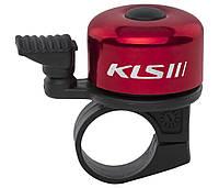Звонок KLS bang red