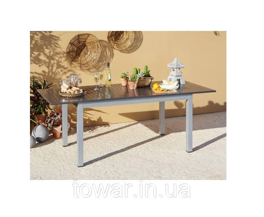 Стол садовый 210x 90 см раздвижной алюмин.