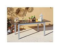 Стол садовый 210x 90 см раздвижной алюмин., фото 1