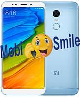 Смартфон Xiaomi Redmi 5 PLUS 4/64Gb Blue Глобальная Прошивка Оригинал Гарантия 3 месяца / 12 месяцев
