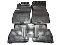 Полиуретановые коврики в салон Fiat Doblo (Фиат Добло) II с 2009-