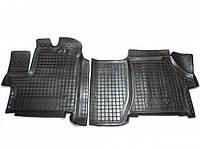 Полиуретановые коврики в салон Fiat Ducato (Фиат Дукато) с 2007-