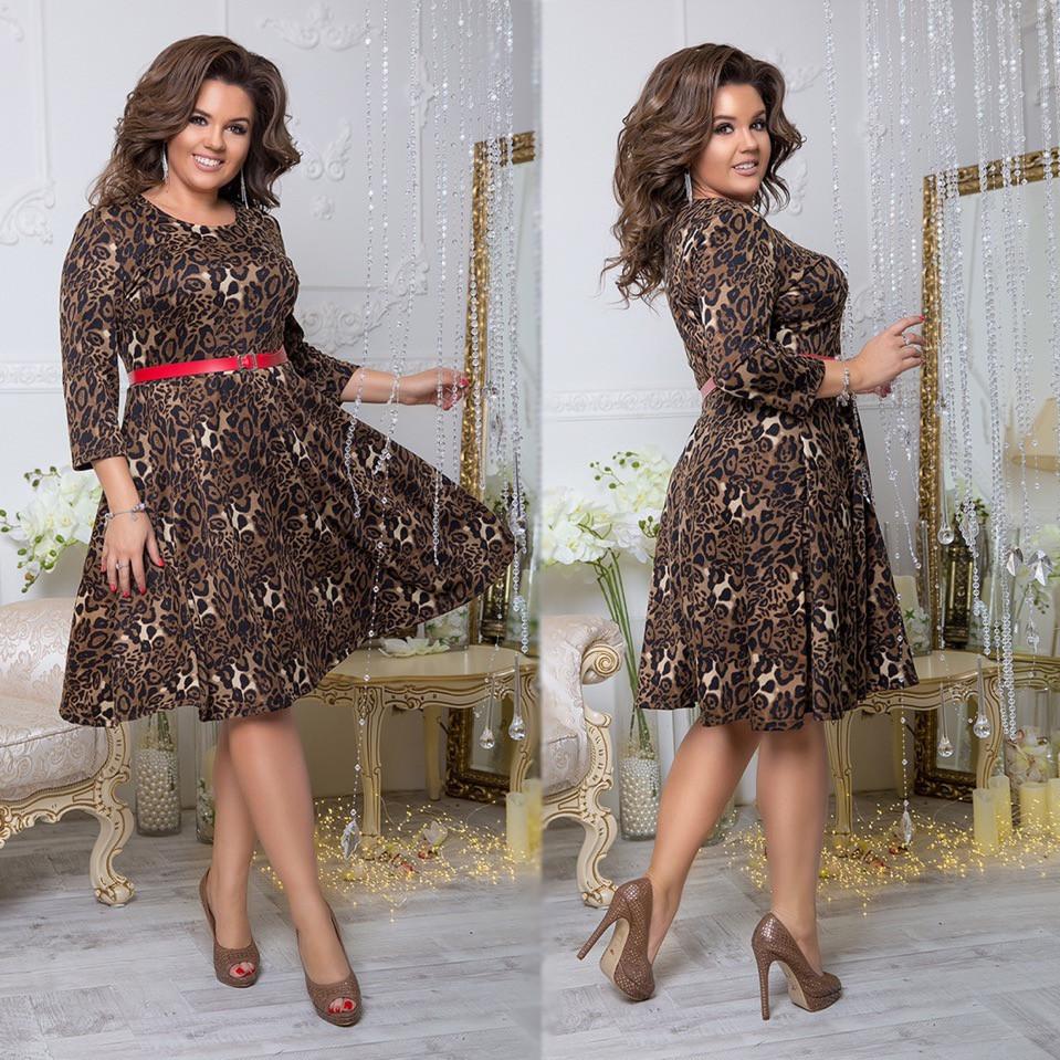Женское трикотажное приталенное платье под пояс 48-50, 52-54, 56-58