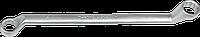 Ключ накидной изогнутый, 10 x 11 мм 35D807 Topex