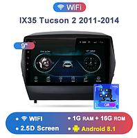 Junsun 4G Android магнитола для hyundai ix35 Tucson 2 LM 2011 2012 2013 2014 2015 2016 2017 wi-fi