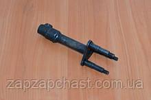 Вал керма (рульового управління) заз 1102 1103 таврія славута нижня частина тризуб