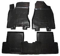 Полиуретановые коврики в салон Nissan X-Trail T31 с 2007-