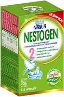 Заменитель грудного молока Nestle Nestogen (Нестле Нестожен) 2, молочная смесь, 700 г