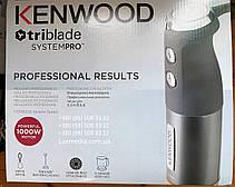 Блендер Kenwood HDM802SI (TribladeSystemPRO,1000 Вт), фото 3
