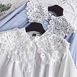 Рубашка белая, фото 3