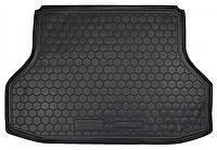 Полиуретановый коврик для багажника Chevrolet Sedan Lacetti (Шевролет Лачетти)