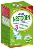 Заменитель грудного молока Nestle Nestogen 3 (Нестле Нестожен) 3, молочная смесь, 700 г