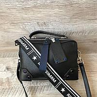Женская стильная кожаная сумка модная новинка, фото 1