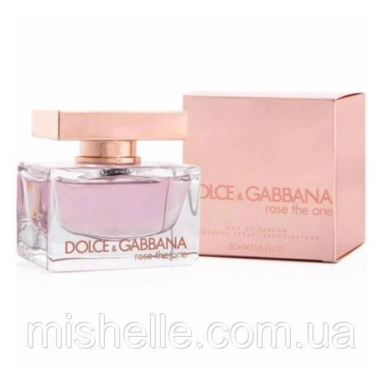 Женская туалетная вода Dolce & Gabbana The One Rose (Дольче  Габбана Зе Ван Розе) реплика