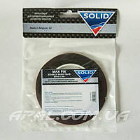 SOLID MAX FIX Скотч двухсторонний черный, 6мм х 5м, фото 1