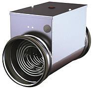 Электрические для круглых воздуховодов SALDA EKA