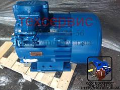 Электродвигатель взрывозащищенный АИММ132М4 11 кВт 1500 об/мин