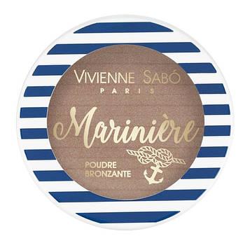 Бронзатор для лица Vivienne Sabo Mariniere