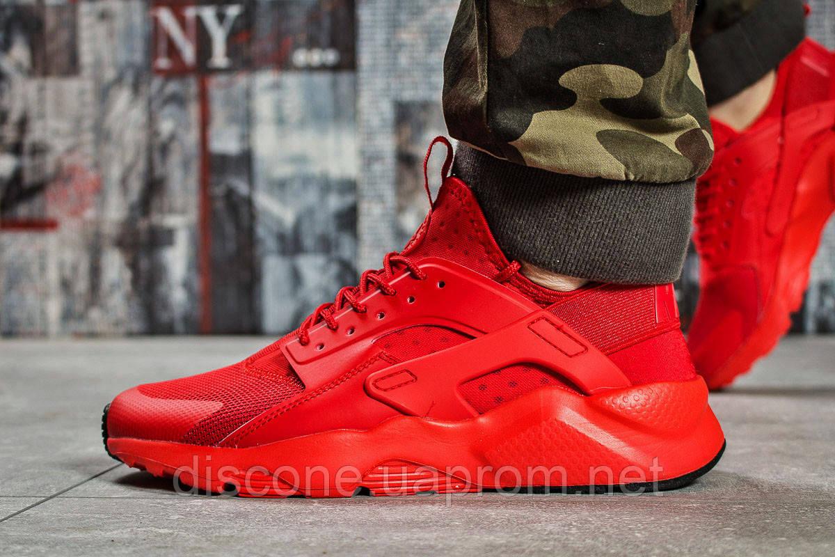 Кроссовки мужские ► Nike Air Huarache,  красные (Код: 15632) ►(нет на складе) П Р О Д А Н О!