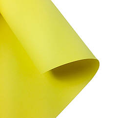 Бумага для бумажного декора Folia 50 х 70 см, желтая