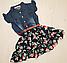 Платье для девочек, Венгрия, Glo-story, арт. 5756, фото 3