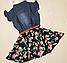 Платье для девочек, Венгрия, Glo-story, арт. 5756, фото 4