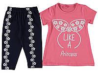 Комплект летний для девочки Like a Princess