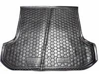 Полиуретановый коврик для багажника Renault Logan MCV с 2013-
