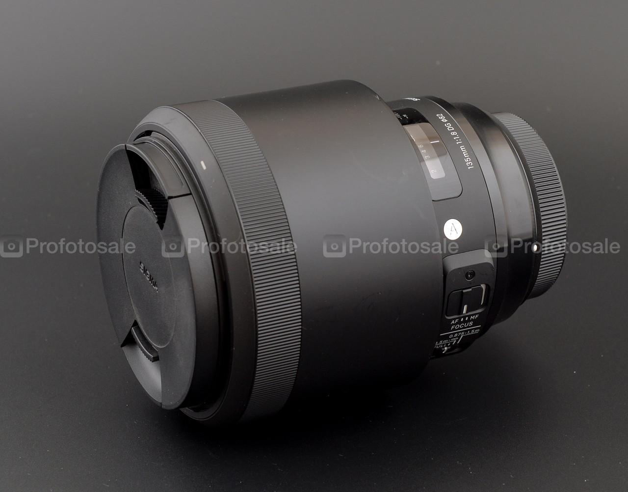 Sigma AF 135mm f/1,8 DG HSM Art Canon