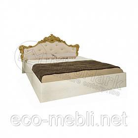 Двоспальне ліжко 160х200 без каркасу у спальню Вікторія Міромарк