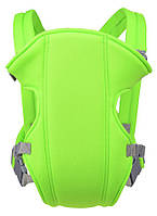Слинг-рюкзак для переноски ребенка Baby Carriers EN71-2 Green