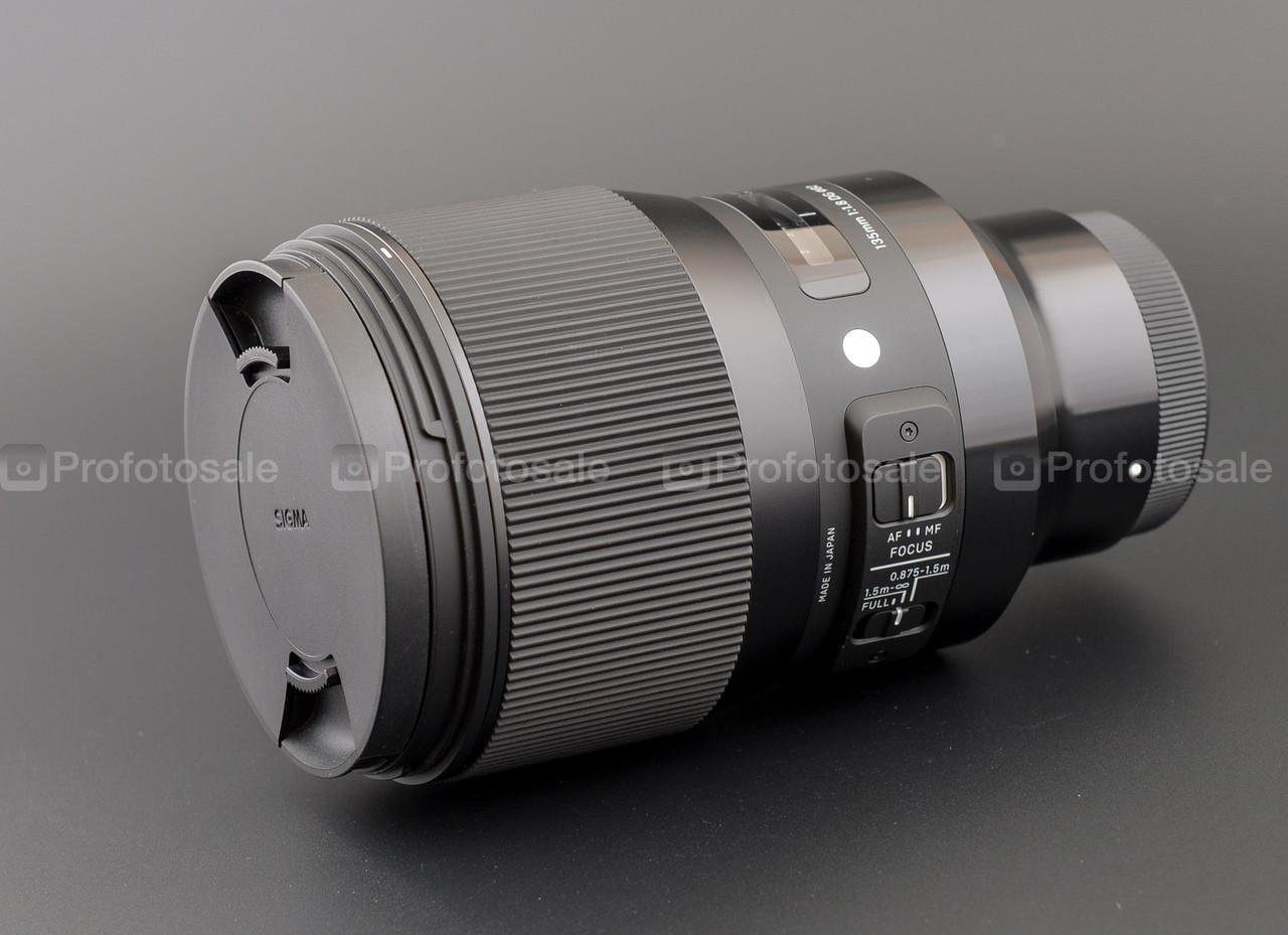 Sigma AF 135mm f/1,8 DG HSM Art Sony E