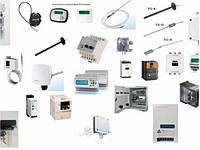 Температурные датчики, термостаты и прессостаты SALDA