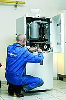 Техобслуживание напольного газового котла