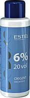 ESTEL professional De Luxe - Оксигент 6% (20vol.), 60мл