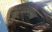 Хромированныемолдинги на стекла для Suzuki Grand Vitara, Сузуки Гранд Витара