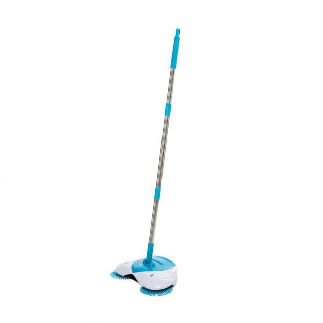 Механический веник Spin broom щетка для пола для уборки по Киеву Украине - Оце напромили!