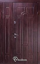 Двери Стандарт Плюс 1200 мм, полуторные двери, Vinorit с двух сторон, толщина короба 100 мм, полотно 51