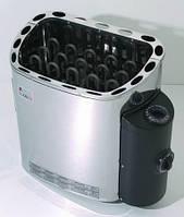 Электрокаменка sawo scandia sca 45 NB (4,5 кВт) Пульт встроенный
