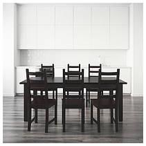Стіл і 6 стільців