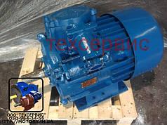 Электродвигатель взрывозащищенный АИУ132М8 5,5 кВт 750 об/мин