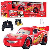 Машина 0395 на радіокеруванні, Тачки Маквін, на акумуляторі, світло, в коробці, 37-13,5-19см